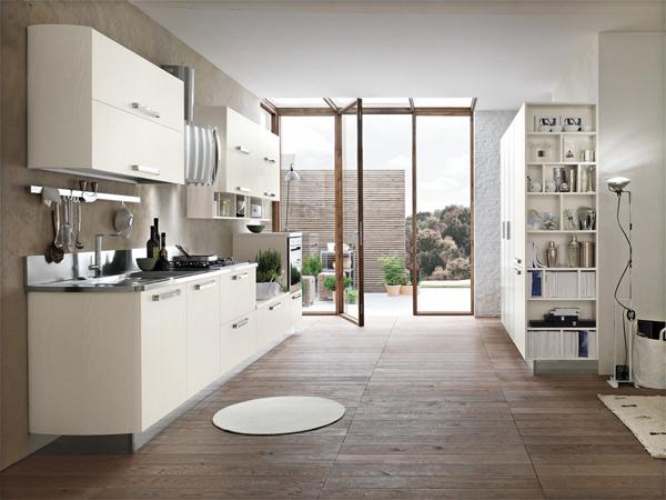 Parquet ambiente4 emmeuno genova - Pavimenti cucine moderne ...
