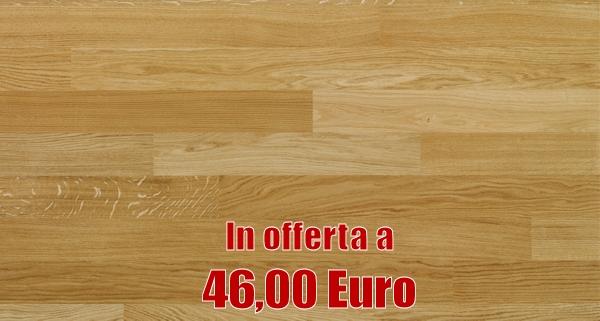 Offerta Parquet Maxiplancia Rovere