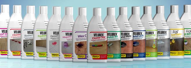Offerta prodotti per manutenzione Velurex